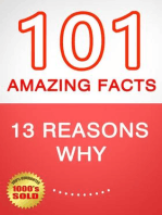 13 Reasons Why - 101 Amazing Facts You Didn't Know