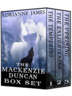 The Mackenzie Duncan Series Box Set