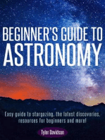Beginner's Guide to Astronomy