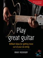 Play great guitar