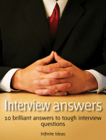 Interview Answers