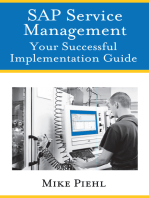 SAP Service Management