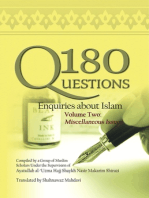 180 Questions- Enquires about Islam