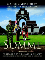 Major and Mrs. Holt's Battlefield Guide to the Somme