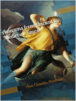 Amazons From Ancient To Medieval Times (The Memoirs Of An Amazon Series Book 1)