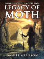 Legacy of Moth (The Moth Saga, #6)