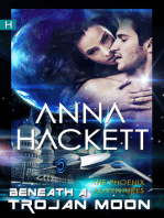 Beneath a Trojan Moon (Phoenix Adventures #4)