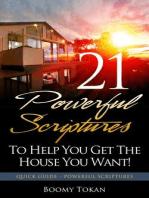 21 Poderosas Escrituras Para Ajudá-Lo A Conquistar A Casa Que Você Quer