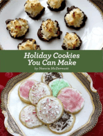 Holiday Cookies You Can Make