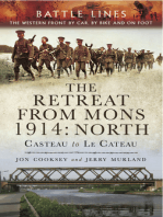 The Retreat from Mons 1914