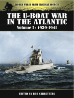 The U-Boat War in the Atlantic