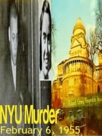 NYU Murder February 6, 1955