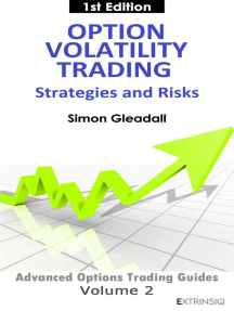 Option Volatility Trading : Strategies and Risk (Volcube Advanced Options  Trading Guides, #2) by Simon Gleadall - Book - Read Online