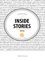 Inside Stories 2014