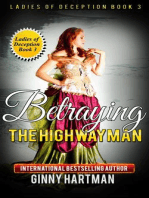 Betraying The Highwayman (Ladies of Deception Book 3)