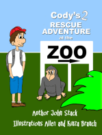 Cody's Rescue Adventure at the Zoo