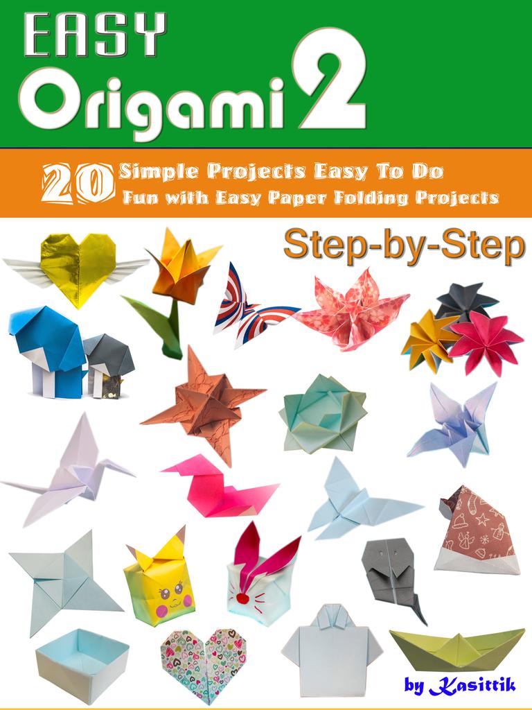 Origami Fun for Kids Kit - Tuttle Publishing | 1024x768