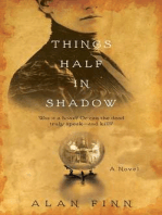 Things Half in Shadow