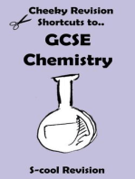 GCSE Chemistry Revision (Cheeky Revision Shortcuts)
