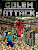 Golem Attack (The Mastercreeper Plan, #1)