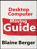 Desktop Computer Moving Guide