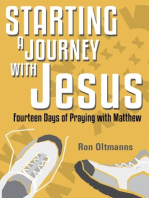 Starting a Journey with Jesus