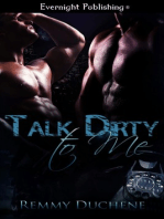 Talk Dirty to Me