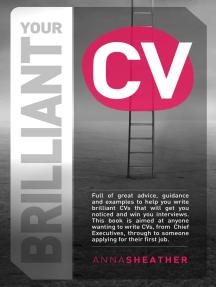 Your Brilliant CV