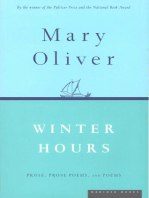 Winter Hours