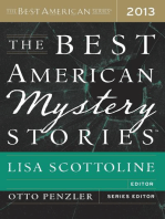 The Best American Mystery Stories 2013