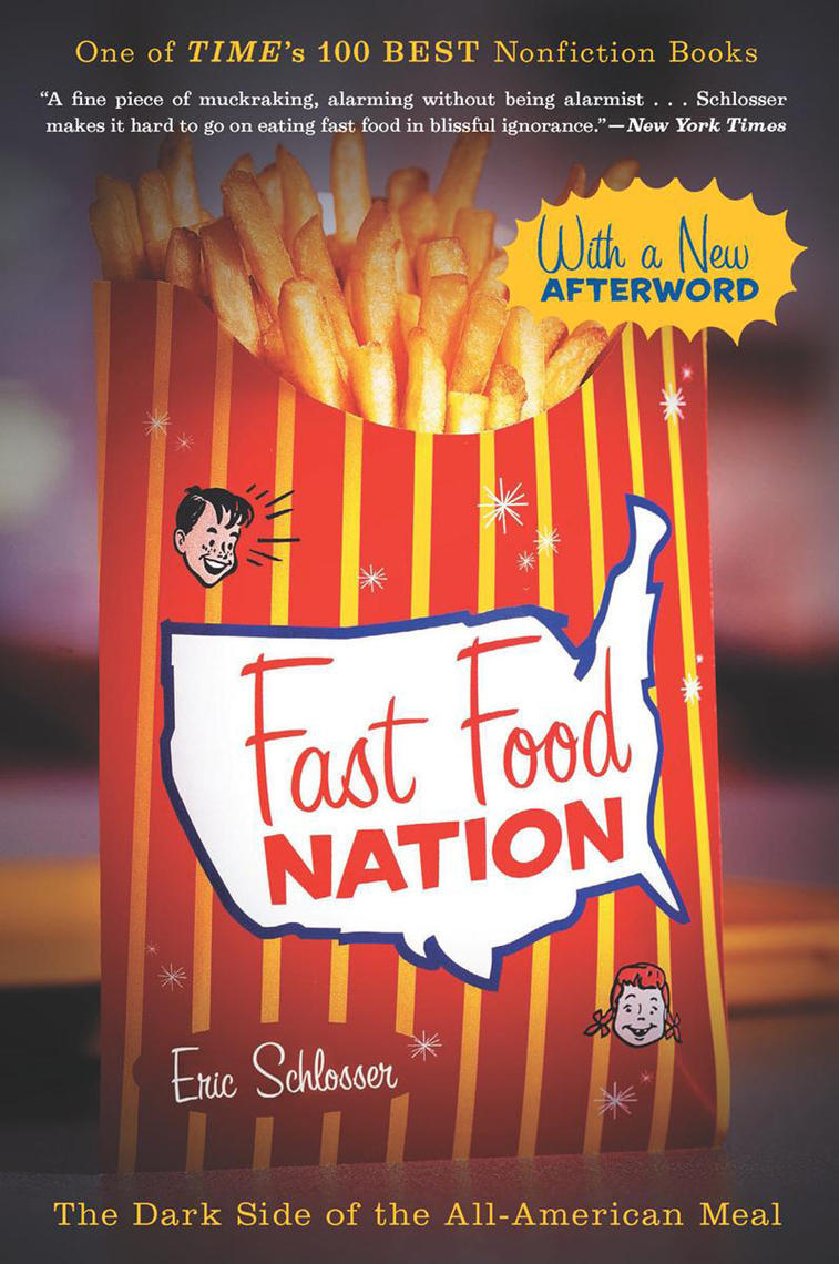 Food Book Cover Ireland : Fast food nation by eric schlosser read online