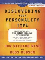 Discovering Your Personality Type