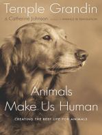 Animals Make Us Human