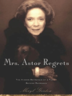 Mrs. Astor Regrets