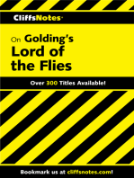 CliffsNotes on Golding's Lord of the Flies