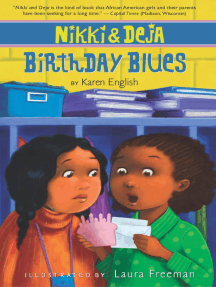 Nikki and Deja: Birthday Blues: Nikki and Deja, Book Two