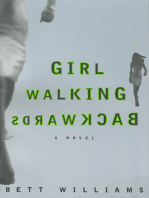 Girl Walking Backwards