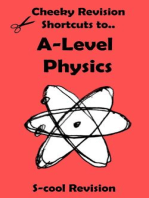 A-level Physics Revision (Cheeky Revision Shortcuts)