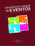 Organizacion Integral de Eventos. Abordaje pedagogico y multidisciplinario.