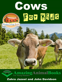 Cows For Kids: Amazing Animal Books