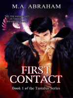 First Contact (Book 1 of the Tantalus Series)