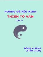 Hoàng Đế nội kinh -Thiên Tố vấn (tập 1)