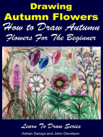 Drawing Autumn Flowers
