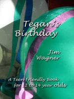 Tegan's Birthday