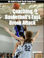 Coaching Basketball's Fast Break Attack