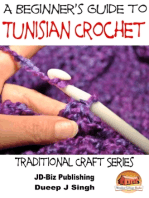 A Beginner's Guide to Tunisian Crochet