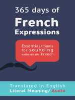 365 Days of French Expressions