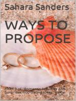 Ways To Propose