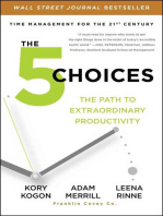 The 5 Choices