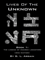 Lives Of The Unknown Book 1